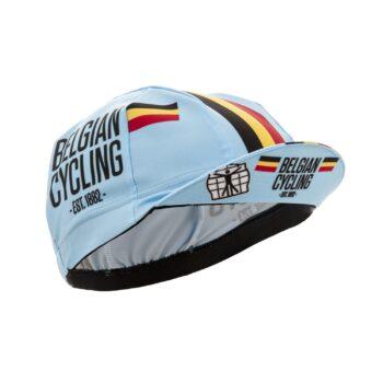 Gorra de ciclismo belga